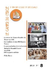 cahier 8